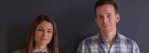 JoAnn Leonard & Tim Rawls, founders of Juice Interactive