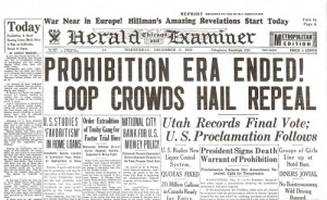 Prohibition OKRP
