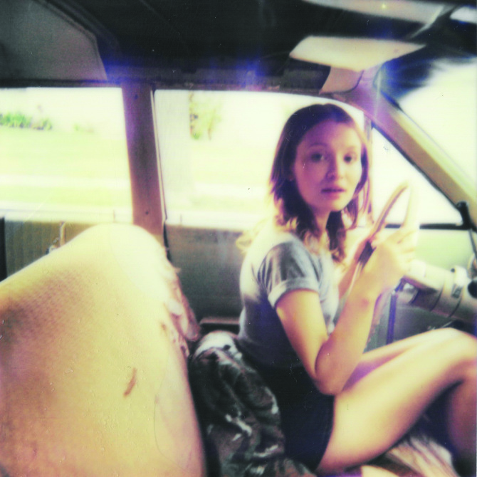 Emily-Driving