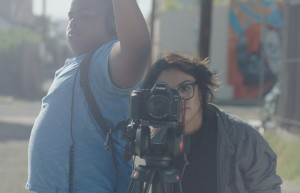 Taco Bell scholarship winners filmmakers